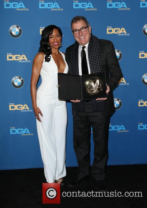 Regina King and Kenny Ortega 3