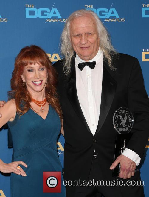 Kathy Griffin and Joe Pytka 1