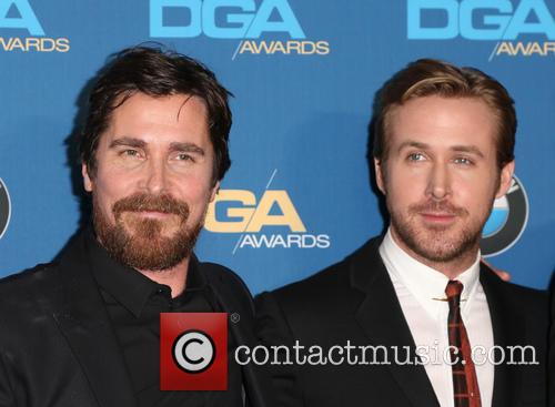 Christian Bale and Ryan Gosling 7
