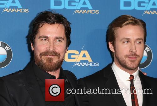 Christian Bale and Ryan Gosling 8