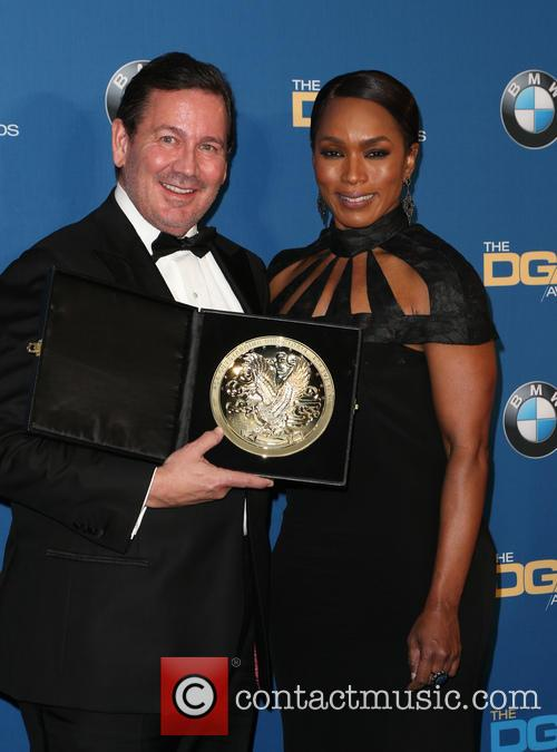 David Nutter and Angela Bassett 3