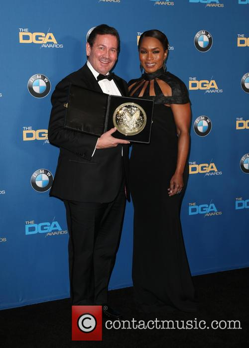 David Nutter and Angela Bassett 4