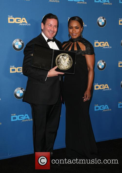David Nutter and Angela Bassett 5