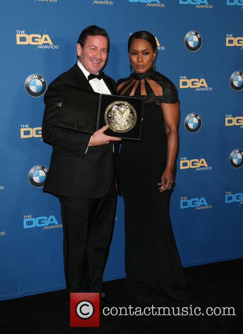 David Nutter and Angela Bassett 6