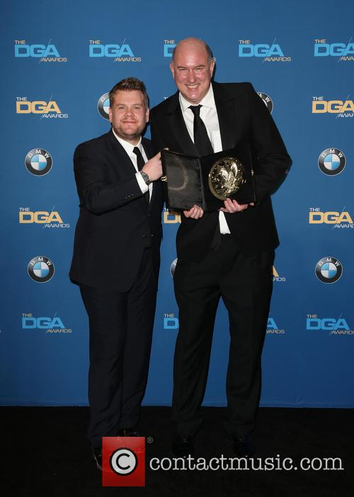 James Corden and Dave Diomedi 5