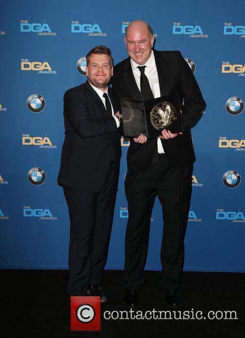 James Corden and Dave Diomedi 6