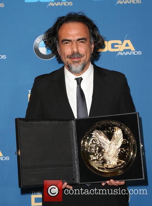 Alejandro González Iñárritu 9