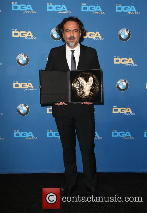 Alejandro González Iñárritu 11