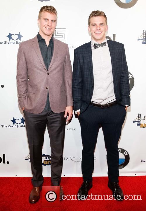 Nathaniel Montana and Nicholas Montana 1