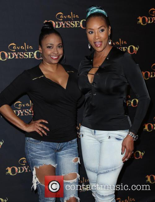 Vivica A. Fox and Jasmine Lewis 3
