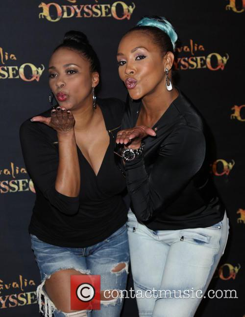 Vivica A. Fox and Jasmine Lewis 4