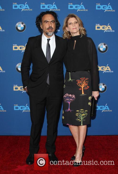 Alejandro G. Iñárritu and Maria Eladia Hagerman 8