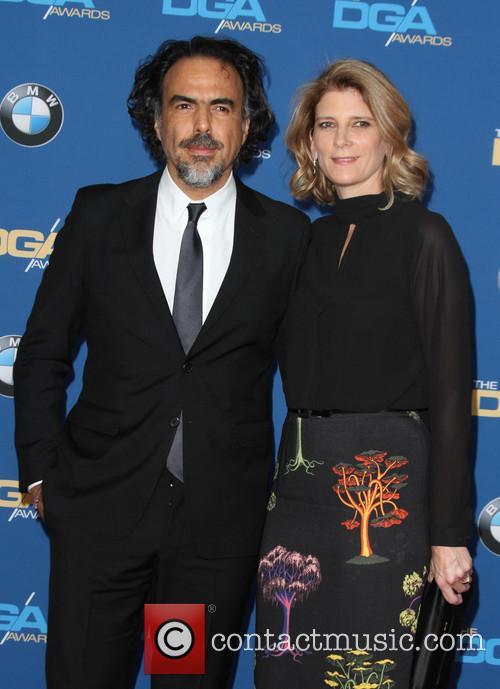 Alejandro G. Iñárritu and Maria Eladia Hagerman 9