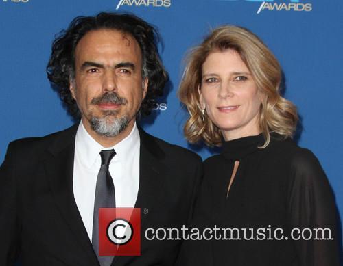 Alejandro G. Iñárritu and Maria Eladia Hagerman 10