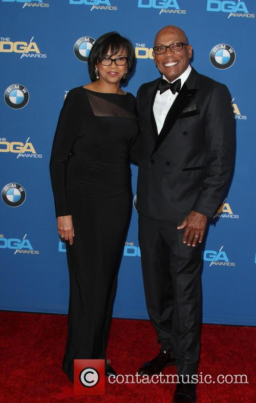 Cheryl Boone Isaacs and Paris Barclay 1