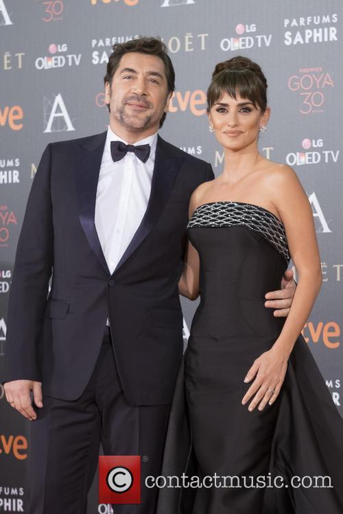 Javier Bardem and Penelope Cruz 2