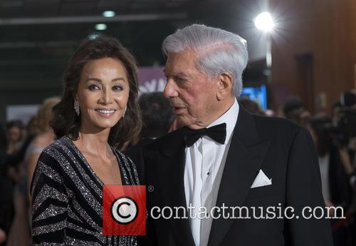 Mario Vargas Llosa and Isabel Preysler 6