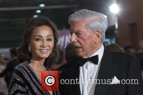 Mario Vargas Llosa and Isabel Preysler 7