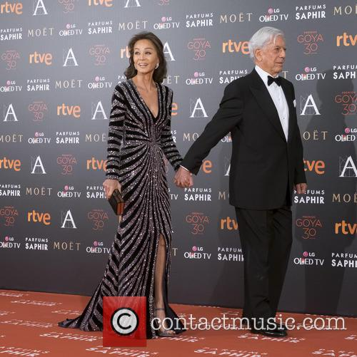 Mario Vargas Llosa and Isabel Preysler 9