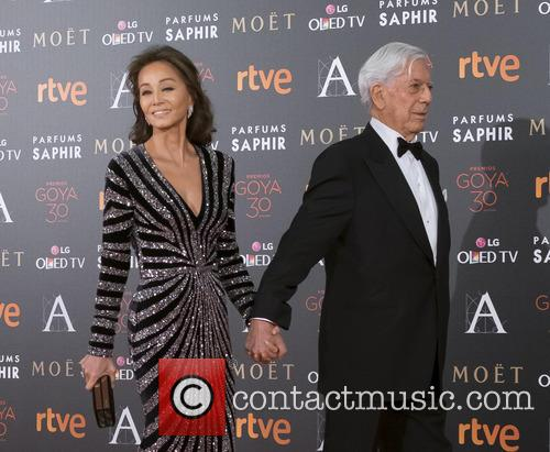 Mario Vargas Llosa and Isabel Preysler 11