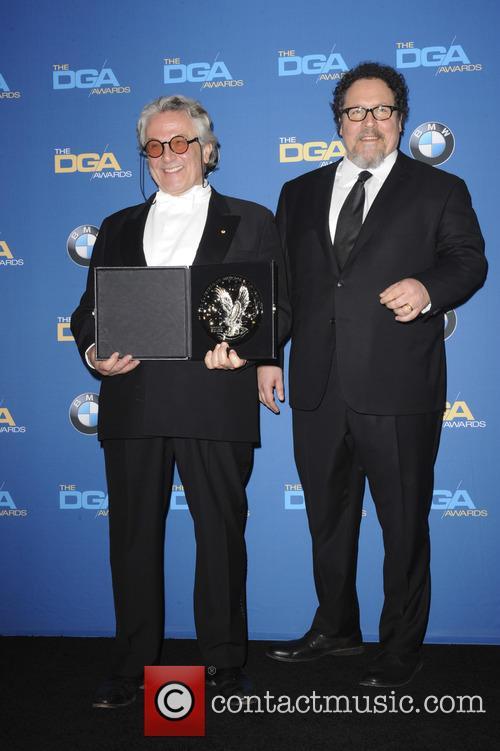 George Miller and Jon Favreau