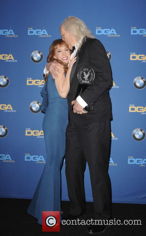 Kathy Griffin and Joe Pytka 2