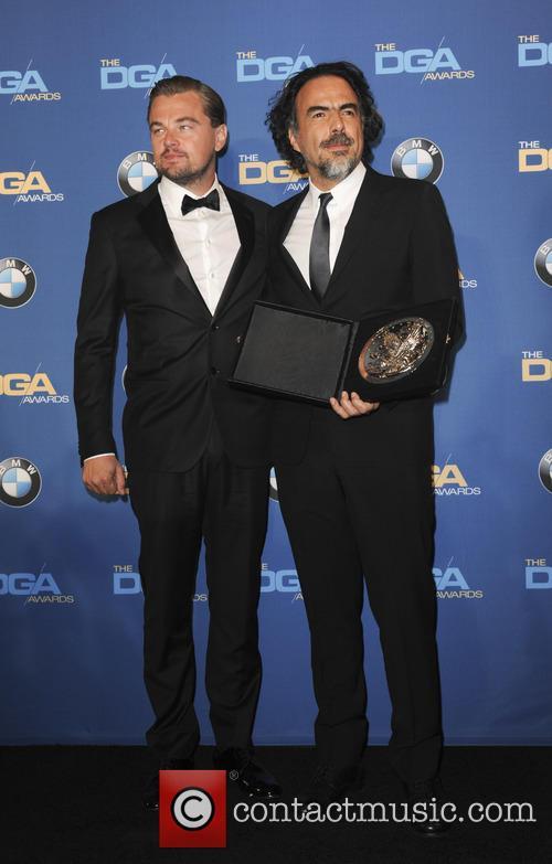 Leonardo Dicaprio and Alejandro G. Inarritu 1