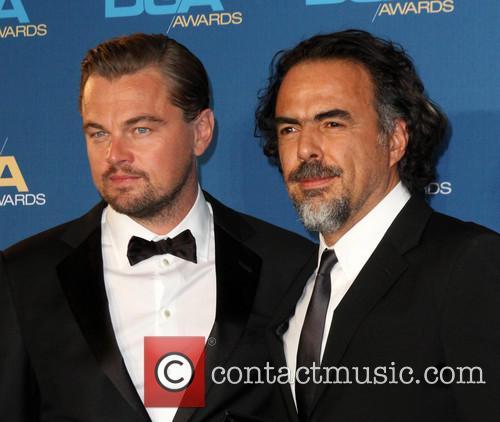 Leonardo Dicaprio and Director Alejandro González Iñárritu 4