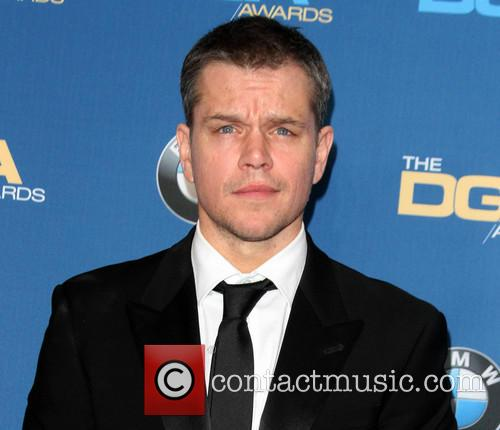 Matt Damon 9
