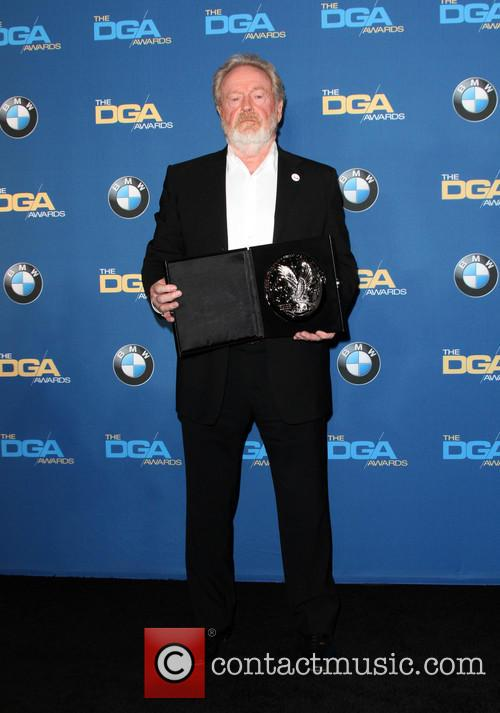 DGA Awards 2016 Press Room