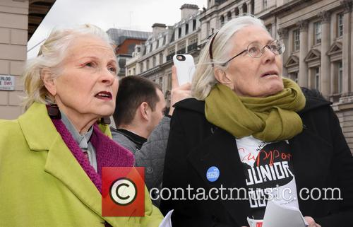 Dame Vivienne Westwood and Vanessa Redgrave 3