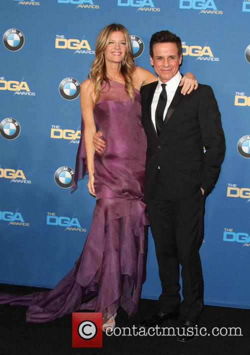Christian Jules Le Blanc and Michelle Stafford 2