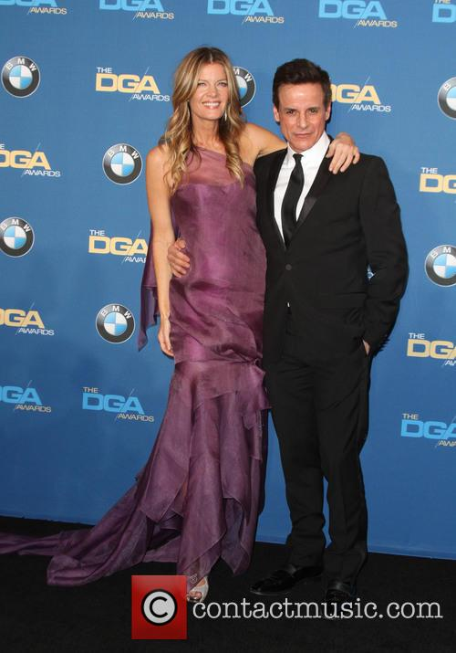 Christian Jules Le Blanc and Michelle Stafford 3