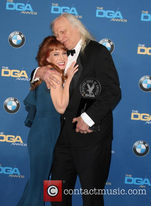 Kathy Griffin and Joe Pytka 1