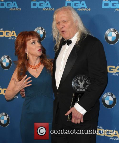 Kathy Griffin and Joe Pytka 2