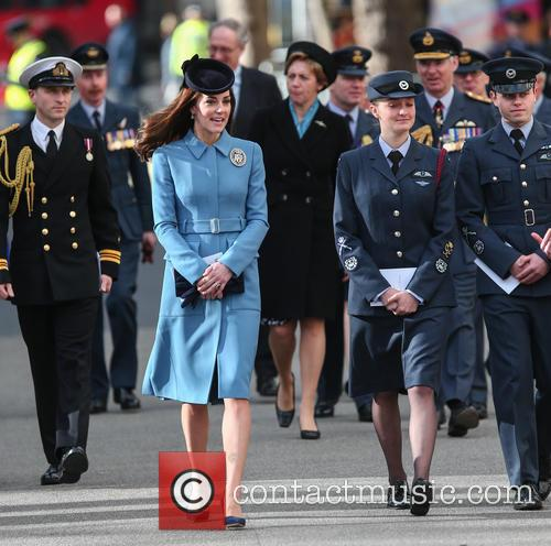 Catherine Duchess Of Cambridge and Kate Middleton 8