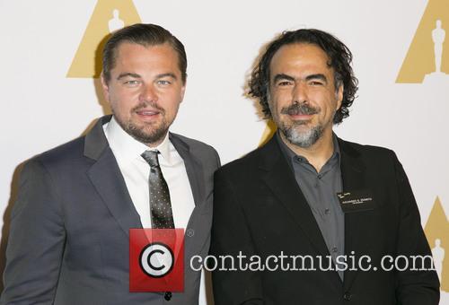 Leonardo Dicaprio and Alejandro G. Iñárritu 3
