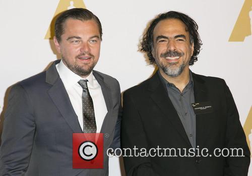 Leonardo Dicaprio and Alejandro Gonzalez Inarrituo 4