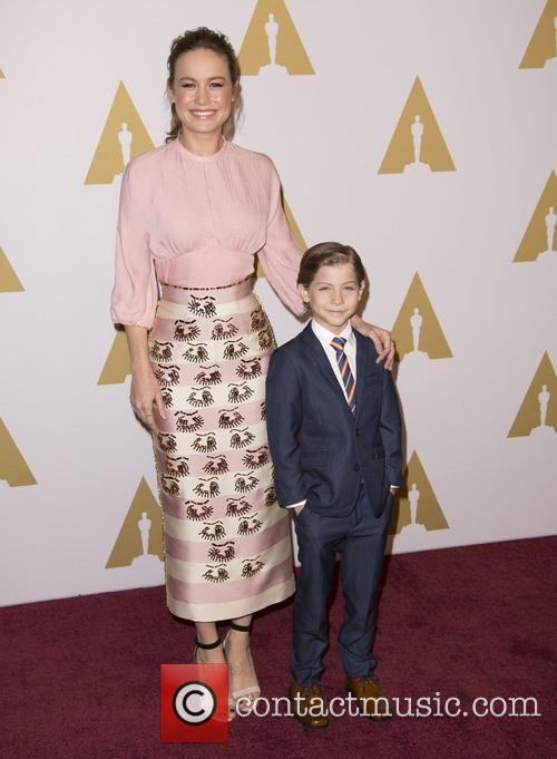 Brie Larson and Jacob Tremblay 7