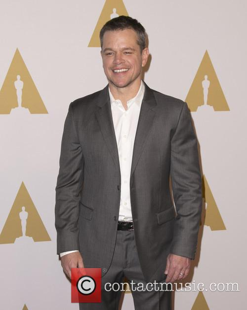 Matt Damon 8