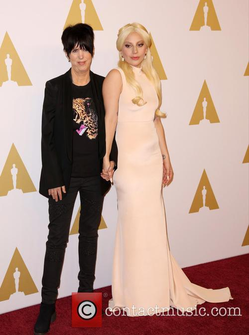 Diane Warren and Lady Gaga 4
