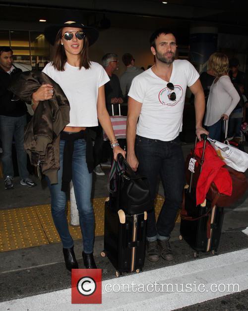 Alessandra Ambrosio and Jamie Mazur 10