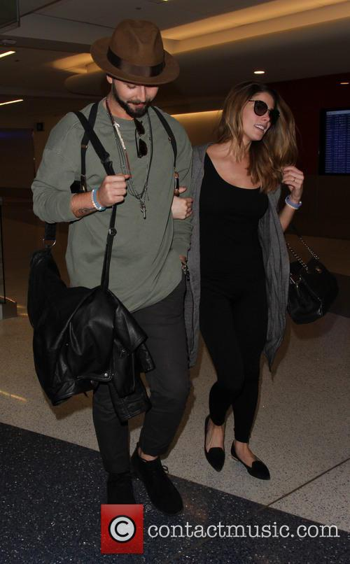 Ashley Greene and Paul Khoury 4