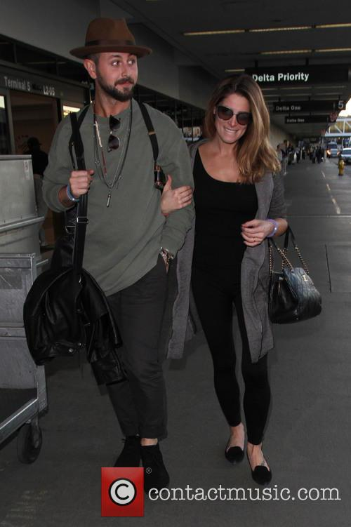 Ashley Greene and Paul Khoury 7