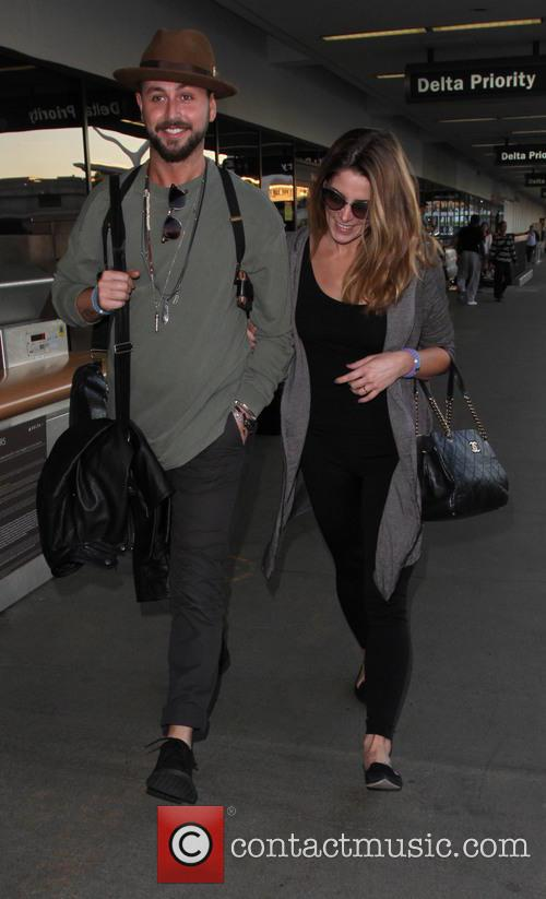 Ashley Greene and Paul Khoury 9