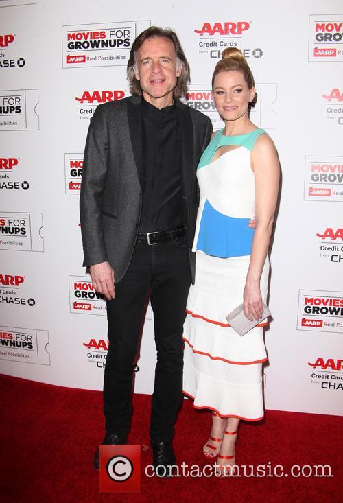 Bill Pohlad and Elizabeth Banks 2