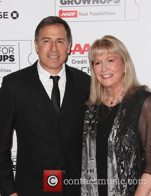 David O. Russell and Diane Ladd 1