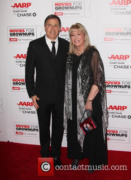 David O. Russell and Diane Ladd 2
