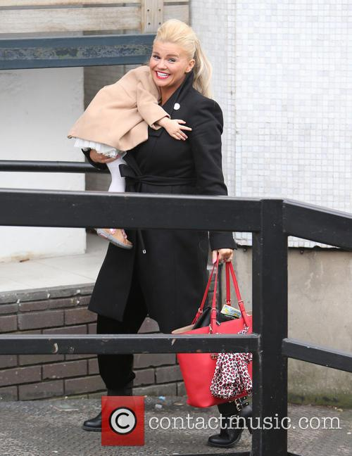 Kerry Katona and Dylan-jorge Kay 5