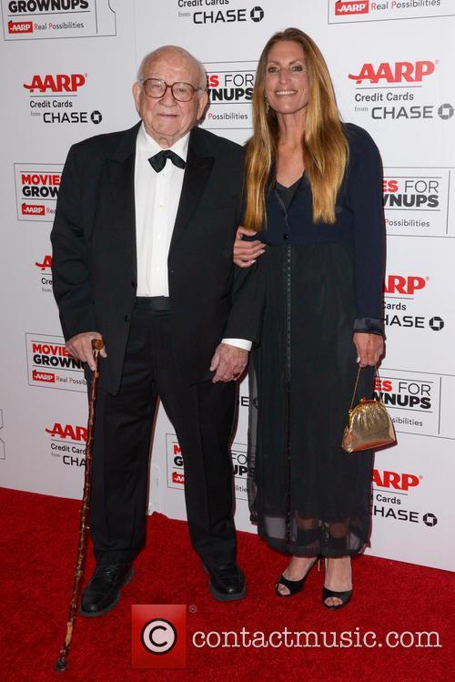 Ed Asner and Liza Asner 6
